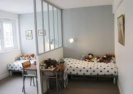 partager une chambre en deux chambre enfant pinteres