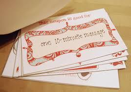 holiday coupon diy holiday coupon book one artsy mama