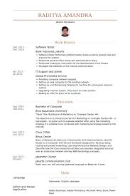 Mobile Application Testing Resume Sample by Software Testing Resume Sample Resume Cv Cover Letter