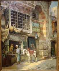 moroccan art history file untitled moroccan market scene by louis comfort tiffany