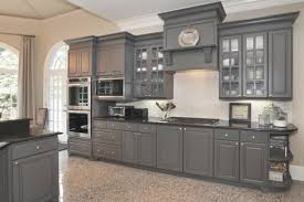 White Laminate Kitchen Cabinets White Laminate Thermofoil Kitchen Cabinets To Gorgeous Gray Inside