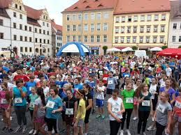 Sparkasse Bad Schandau 7 Torgauer Citynachtlauf