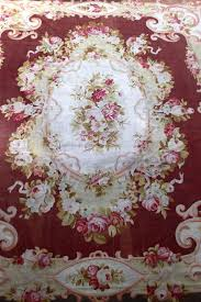 Chinese Aubusson Rugs French 19th Century Napoleon Iii Aubusson Rug For Sale At 1stdibs