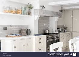 white washed pine cabinets white washed pine ceiling in this contemporary kitchen bonus an