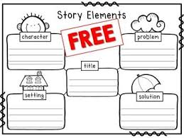 element clipart story map pencil and in color element clipart