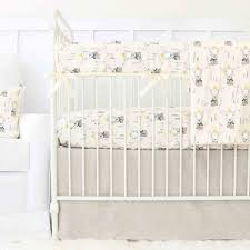 langston u0027s woodland lamb baby bedding caden lane