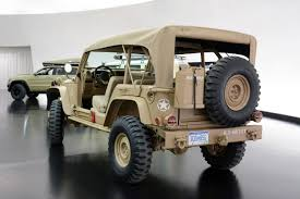 jeep wrangler military style 2015 easter jeep safari event meet the concepts unfinished man