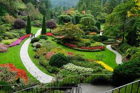images of beautiful gardens the most beautiful gardens in the world butchart gardens in