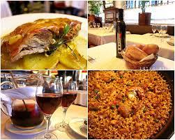 porte 駱onge cuisine 西班牙巴塞隆納 六天五夜自由行必去景點推薦行程規劃 主播台下的小確幸