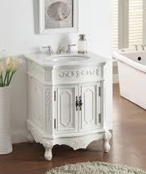 16 Inch Bathroom Vanity by 27 Inch Vanity Hf3305waw