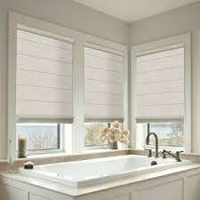 Images Of Roman Shades - premier light filtering cord free roman shades selectblinds com
