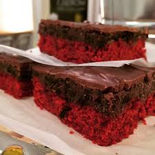 red velvet oreo truffle brownie bars yelp