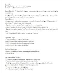 siebel business analyst cover letter