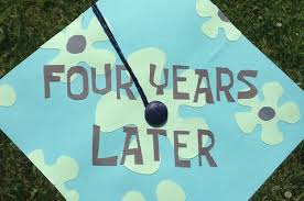 graduation cap covers 27 graduation caps that totally nailed it