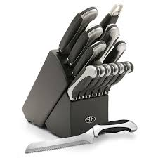 sabatier kitchen knives amazon com hampton forge majestic 13 piece cutlery set with bonus