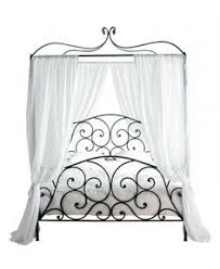 Wrought Iron Canopy Bed Wrought Iron Bed My Dream House Pinterest Crystal Knobs