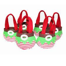 aliexpress com buy 6 lot christmas gifts bag christmas table