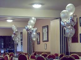 25th wedding anniversary ideas 25th wedding anniversary balloons decorations 7661