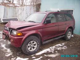 mitsubishi montero sport 1999 welcome to universal joint auto wrecking inc