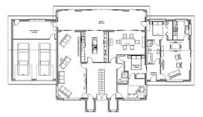 Simple 3 Bedroom House Floor Plans Exquisite Simple Floor Plans For 3 Bedroom House On Floor With