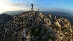 aix en provence montagne sainte victoire aix en provence france dronestagram