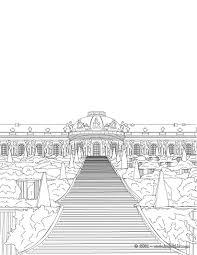 neuschwanstein castle coloring pages hellokids com