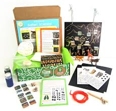 safari science discovery box stem science science kits and safari
