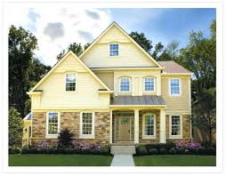 yellow exterior paint exterior house colors red roof zhis me