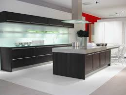 ilot central cuisine contemporaine cuisines cuisine contemporaine ilot bois cuisine ilot central