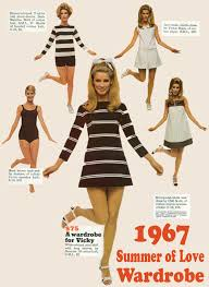 the60sbazaar summer of wardrobe inspiration 1967
