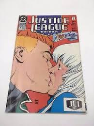 a fool in love dc comics present justice league america a fool in love 45 dec 90