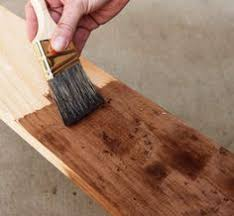How To Age Wood With Paint And Stain Simply Swider by How To Distress Wood Trim Home Decor Pinterest Distressing