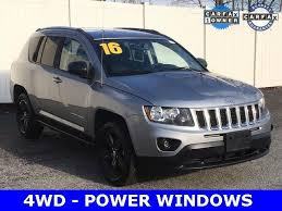 jeep crossover 2016 2016 jeep compass for sale in calumet city