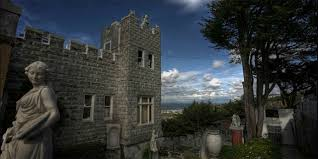 where you can find real castles in california