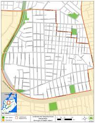 Staten Island Map Ceqr Glossary Oec