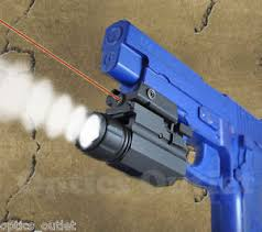 sig sauer laser light combo pistol tactical flashlight red laser sight combo for sig sauer p220