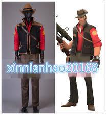 Sniper Halloween Costume Halloween Costume Team Fortress 2 Engineer U0027s Wrench Ebay