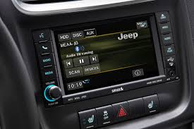 jeep wrangler navigation system uconnect systems 2017 jeep compass 430n rhb