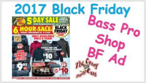 2017 black friday bass pro shops black friday ad