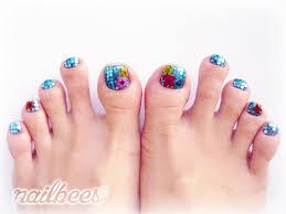 Toe And Nail Designs Toe Nail Designs Nailbees