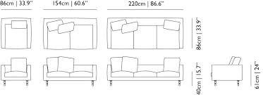 couch measurements sectional couch measurements leather sectional measurements
