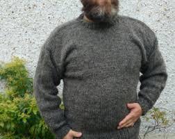organic hand knit etsy