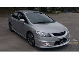 used honda civic 2006 price honda civic 2006 i vtec 2 0 in johor automatic sedan silver for rm