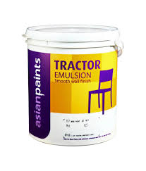 Buy Paint by Buy Asian Paints Tractor Emulsion Ivory Coast Online At Low