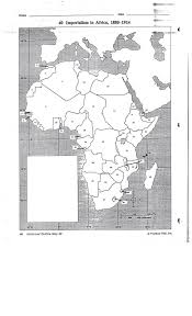Blank Map Of Europe 1914 by Imperialism In Africa 1880 1914 Map Quiz By Wingsnut