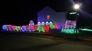 holiday light show near me best holiday light displays in lake county presented by bright