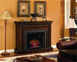 dark wood fireplace tv stand wooden surrounds fireplaces stoves
