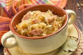 comment cuisiner la choucroute crue recette choucroute braisée pour garniture