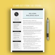 Resume Indesign Template Sale Creative Resume Template For Word Creative Cv Template