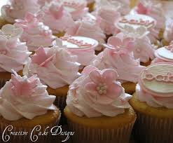 i want all my cupcakes to look this pretty baby shower cupcakes by